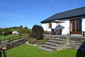 tryfan holiday cottage with views of snowdonia